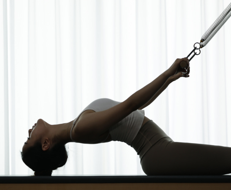 Cadilac Pilates profile #2
